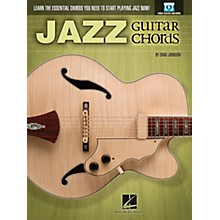 Hal Leonard Jazz Guitar Chords - Learn the Essential Chords You Need to Start Playing Jazz Now! Book/DVD
