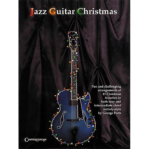 Centerstream Publishing Jazz Guitar Christmas-thumbnail