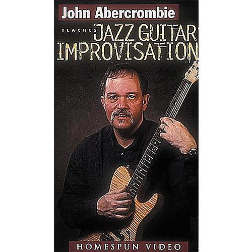 Hal Leonard Jazz Guitar Improvisation Video-thumbnail