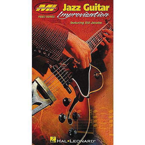 Musicians Institute Jazz Guitar Improvisations (VHS)