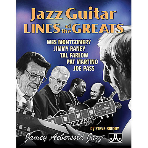 JodyJazz Jazz Guitar Lines of The Greats