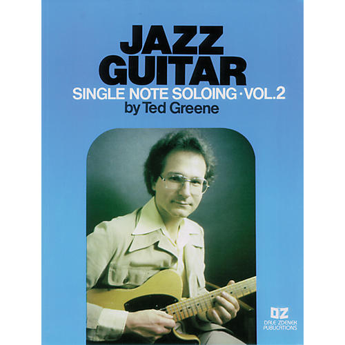 Alfred Jazz Guitar Single Note Soloing, Volume 2