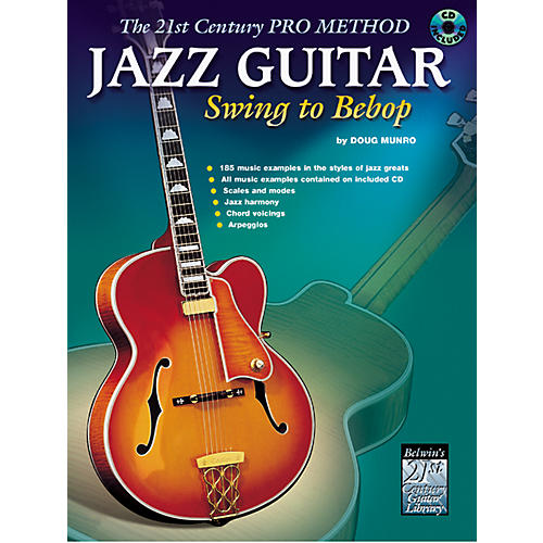 Alfred Jazz Guitar Swing to Bebop