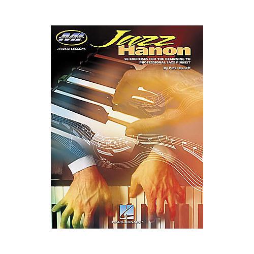 Hal Leonard Jazz Hanon Book-thumbnail