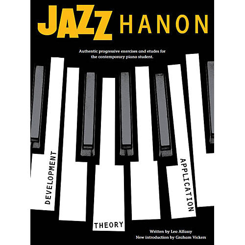 Music Sales Jazz Hanon Music Sales America Series Softcover-thumbnail