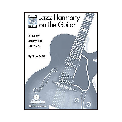 Houston Publishing Jazz Harmony on the Guitar Book