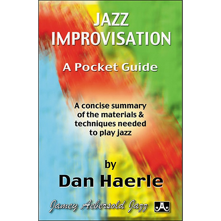 Jamey Aebersold Jazz Improvisation: A Pocket Guide
