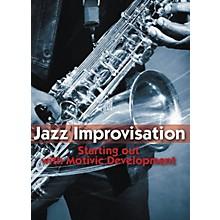 Berklee Press Jazz Improvisation: Starting Out with Motivic Development (DVD)
