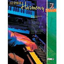 Alfred Jazz Keyboard Harmony Book & CD
