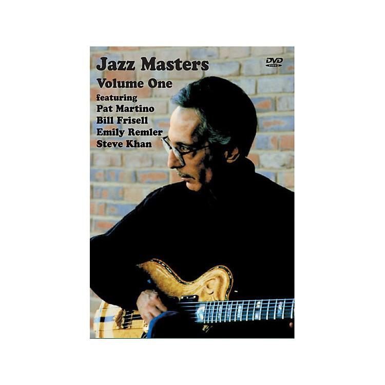 Mel BayJazz Masters, Volume One DVD