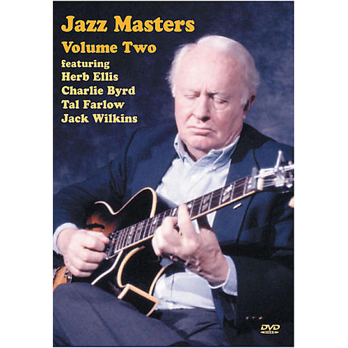 Mel Bay Jazz Masters, Volume Two DVD