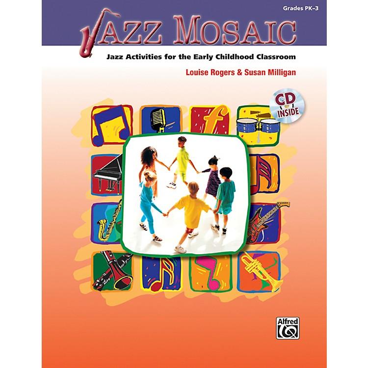 AlfredJazz Mosaic (Book/CD)
