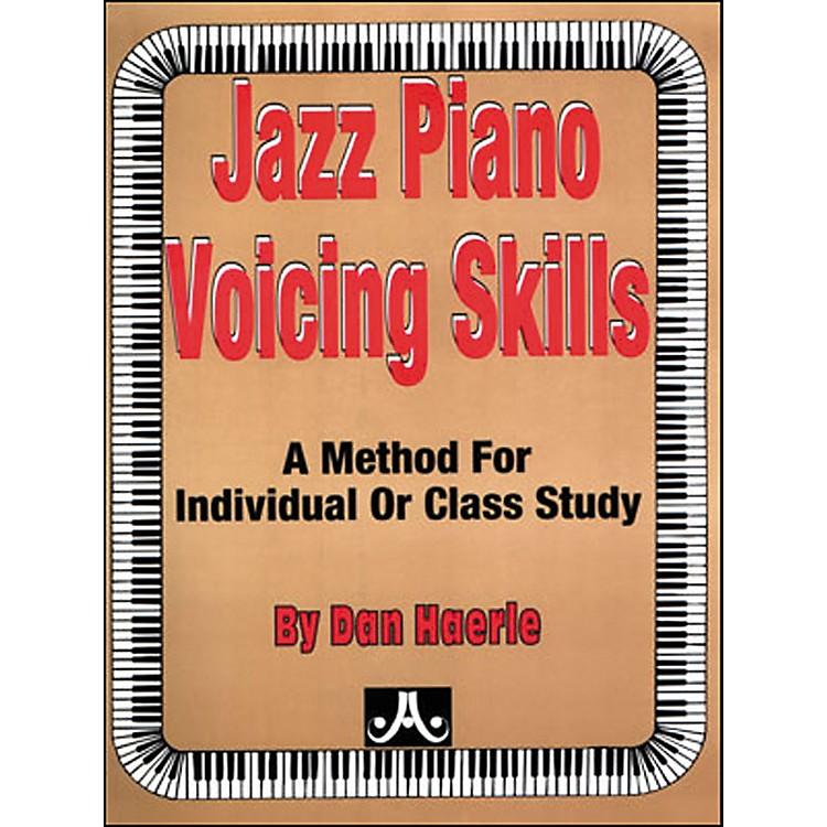 Jamey AebersoldJazz Piano Voicing Skills Book
