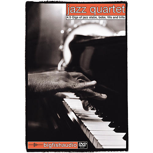 Big Fish Jazz Quartet Sound Library