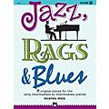 Alfred Jazz Rags & Blues Book 2