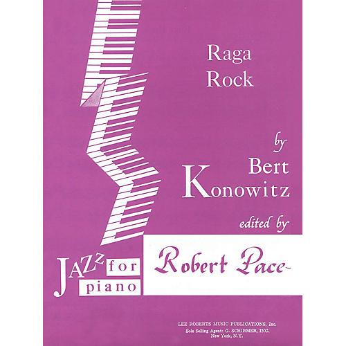 Lee Roberts Jazz-Rock (Multi-Level), Raga Rock Pace Jazz Piano Education Series-thumbnail