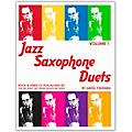 Jamey Aebersold Jazz Saxophone Duets Book/CDs Thumbnail