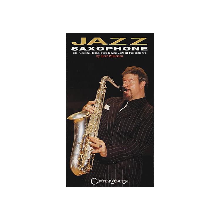 Hal LeonardJazz Saxophone (VHS)
