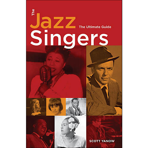 Backbeat Books Jazz Singers: The Top 500