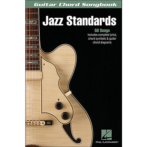 Hal Leonard Jazz Standards - Guitar Chord Songbook