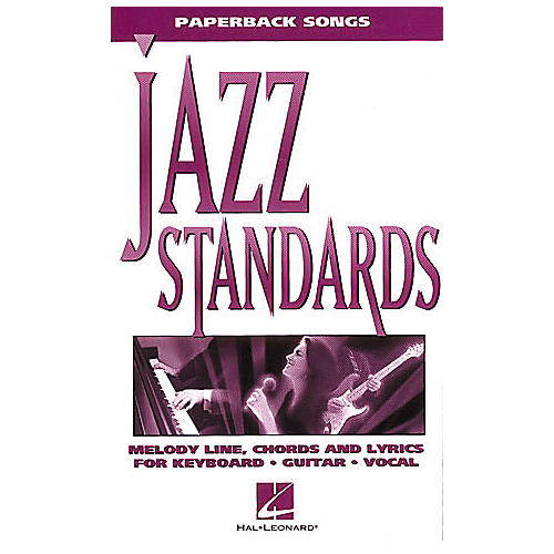 Hal Leonard Jazz Standards Book