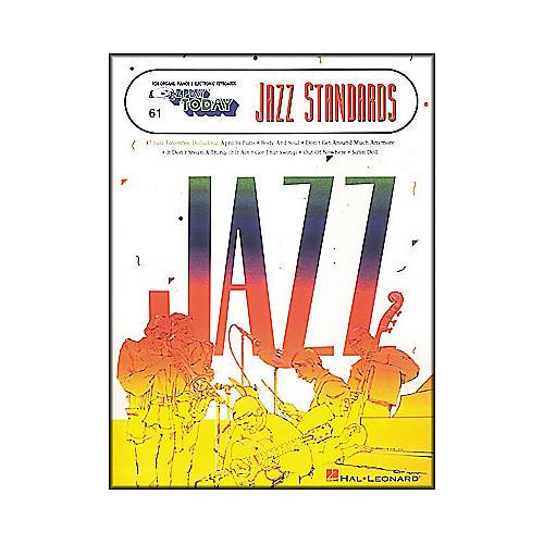 Hal Leonard Jazz Standards E-Z Play 61-thumbnail
