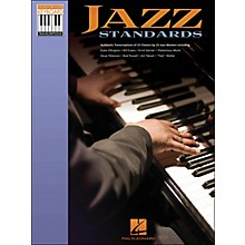 Hal Leonard Jazz Standards Note for Note Piano Transcriptions