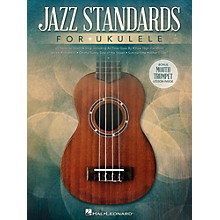 Hal Leonard Jazz Standards for Ukulele (Includes Bonus Mouth Trumpet Lesson!)
