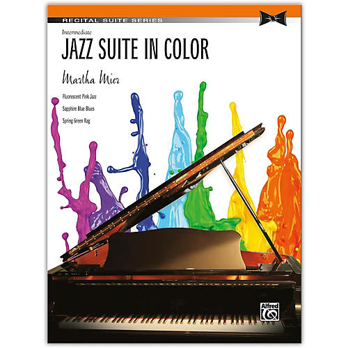 Alfred Jazz Suite in Color Intermediate-thumbnail