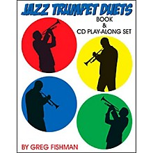 Jamey Aebersold Jazz Trumpet Duets Book and CDs