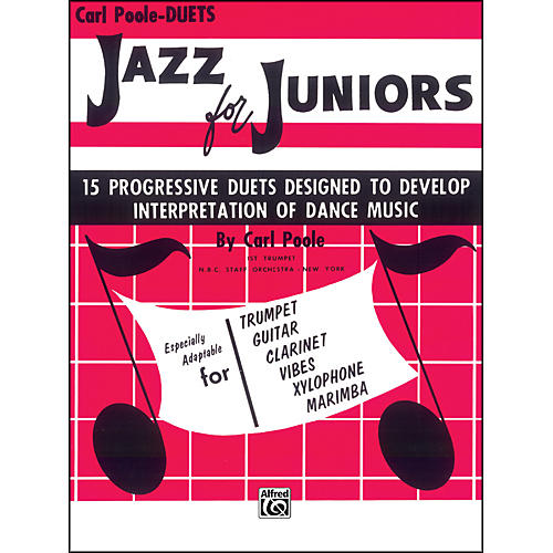 Alfred Jazz for Juniors-thumbnail