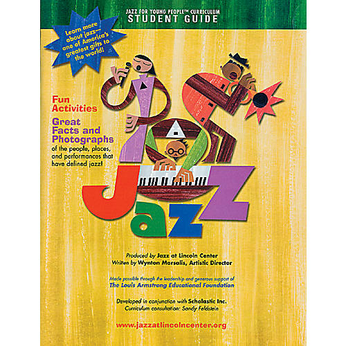 Warner Bros Jazz for Young People Curriculum Student Guide-thumbnail