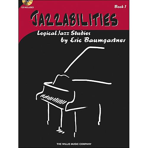Willis Music Jazzabilities Book 1 Book/CD-thumbnail