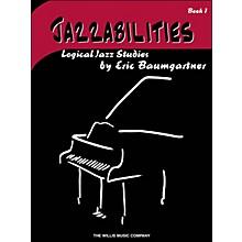 Willis Music Jazzabilities Book 1 Logical Jazz Studies