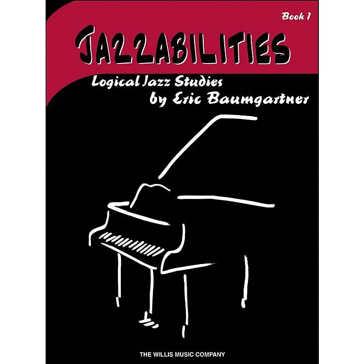 Willis MusicJazzabilities Book 1 Logical Jazz Studies