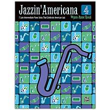 Alfred Jazzin' Americana Book 4 Late Intermediate