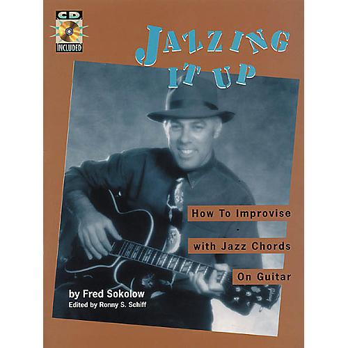 Hal Leonard Jazzing It Up (Book/CD)
