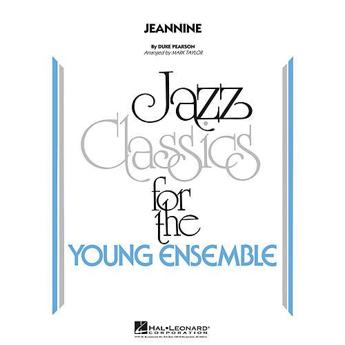 Hal Leonard Jeannine Jazz Band Level 3 Arranged by Mark Taylor