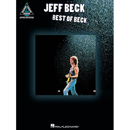 Hal Leonard Jeff Beck - The Best Of Beck