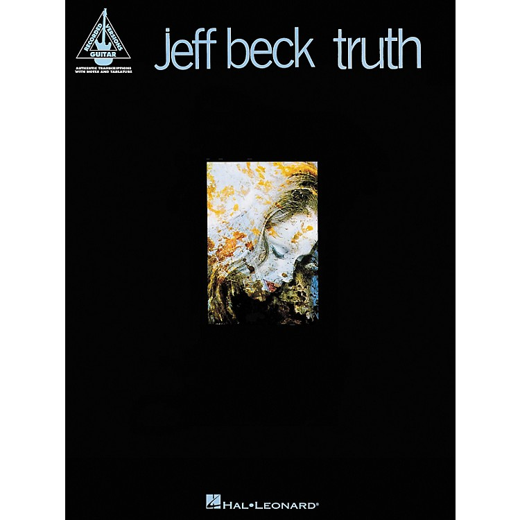 Hal Leonard Jeff Beck - Truth Guitar Tab Songbook