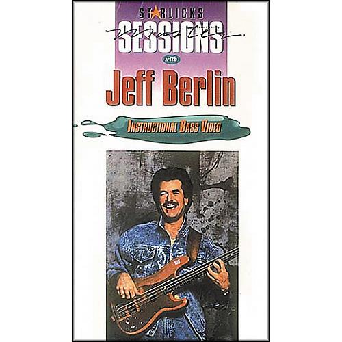 Star Licks Jeff Berlin (VHS)-thumbnail