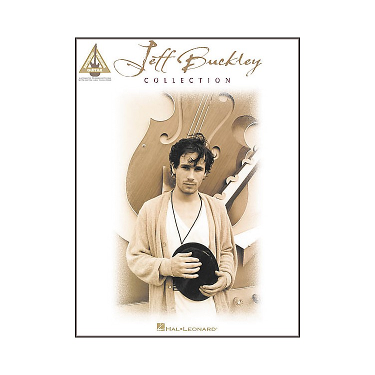 Hal Leonard Jeff Buckley Collection Guitar Tab Songbook