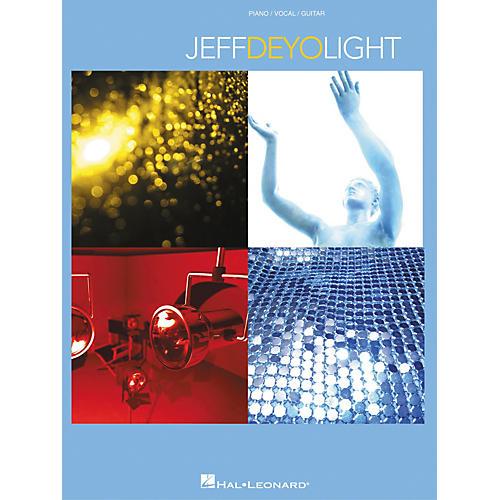 Hal Leonard Jeff Deyo - Light Piano/Vocal/Guitar Songbook