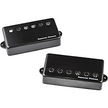 Seymour Duncan Jeff Loomis Blackouts 6-String Humbucker Guitar Pickup Set