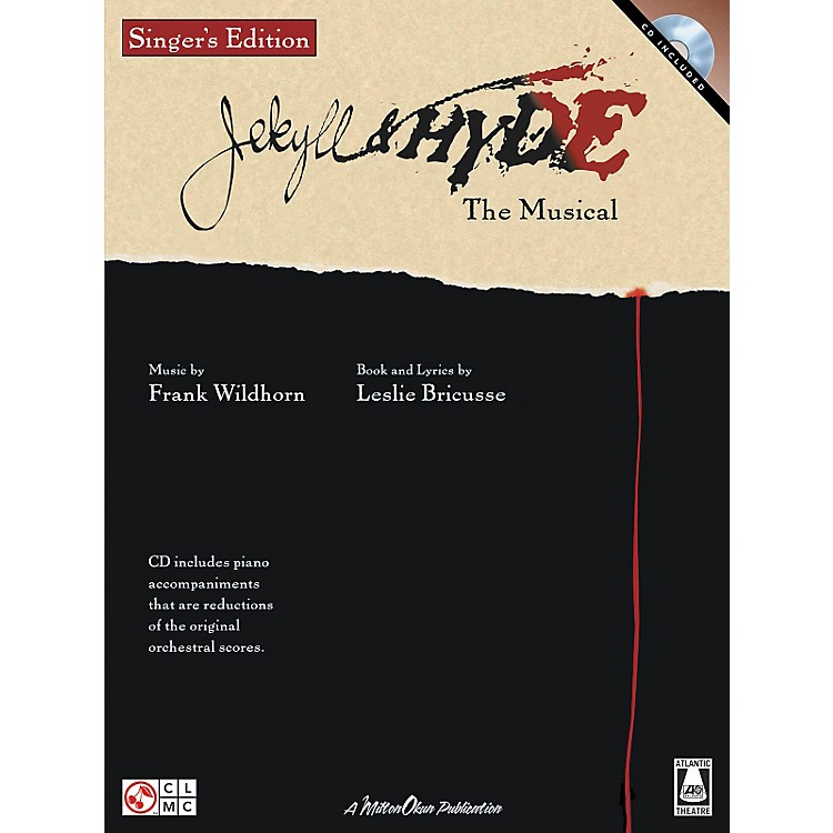 Cherry Lane Jekyll & Hyde - Singer's Edition (Book/CD)