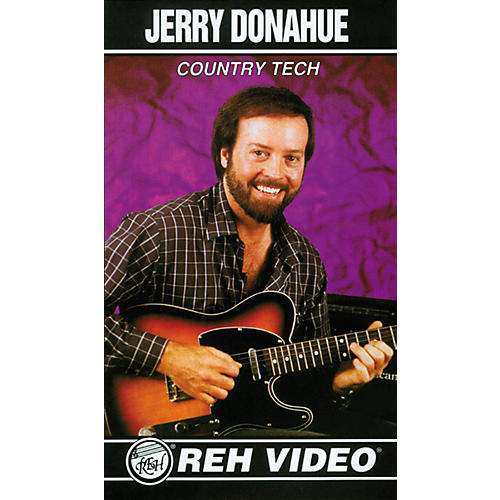 Alfred Jerry Donahue Country Tech (Video)
