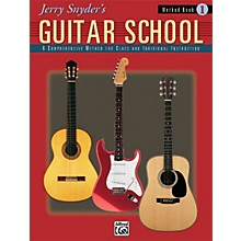 Alfred Jerry Snyder's Guitar School Method Book 1 Book