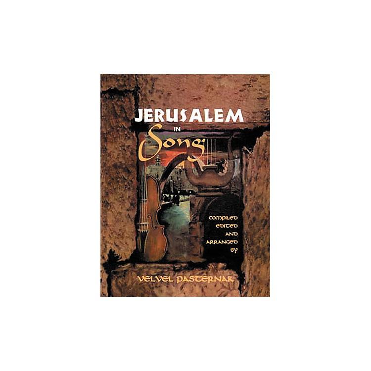 Tara PublicationsJerusalem In Song Book