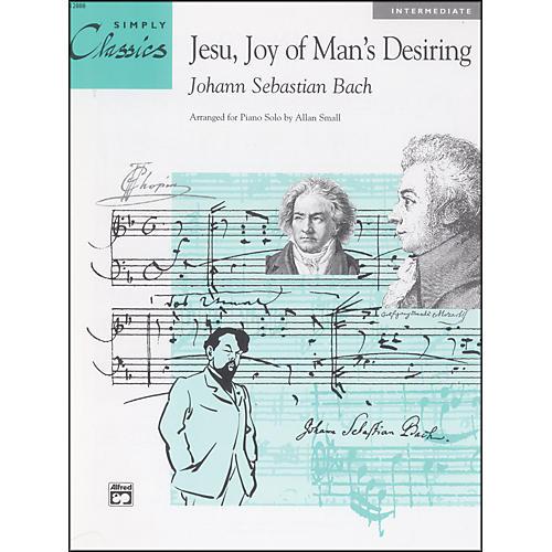 Alfred Jesu Joy of Man's Desiring