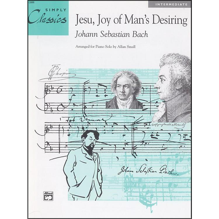 AlfredJesu Joy of Man's Desiring